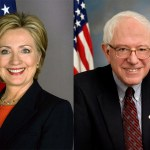 QPoll: Who do you support in the Democratic primary, Clinton or Sanders?
