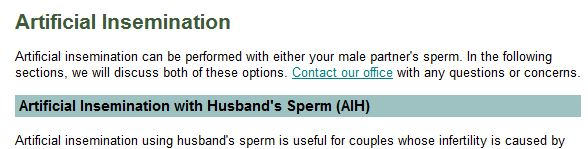 lesbian couple nc fertility clinic