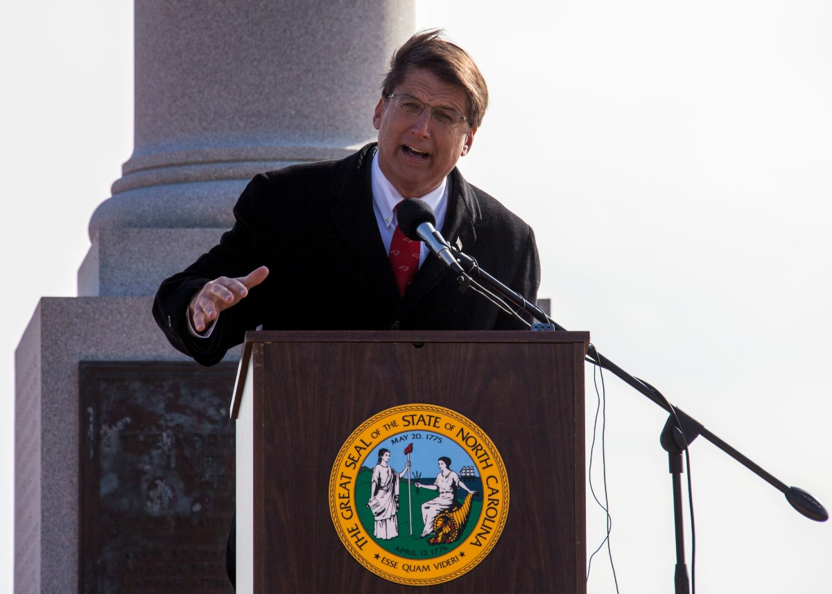 pat mccrory hb2 lawsuit