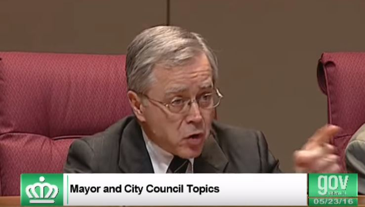 charlotte city council non-discrimination ordinance