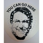 Charlotte business VisArt Video starts selling Gov. McCrory urinal covers