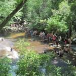 Water fun in North Carolina
