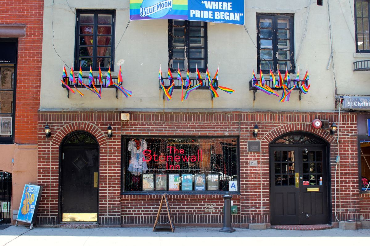 Stonewall Inn national monument