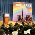 Pride month event held at nation's capitol