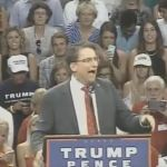 "Gov. McCrory says he is still voting for ""role model"" Donald Trump"