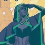 Triad: Trans superhero, bingo, in memoriam