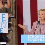 Hillary Clinton condemns HB2, bigotry at campaign event in Greensboro