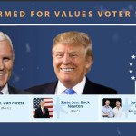 Lt. Gov. Forest, Sen. Newton, Benhams to speak at anti-lgbt hate group summit alongside Trump, Pence