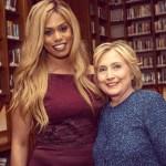 Laverne Cox stars in new Hillary Clinton campaign ad, talks HB2