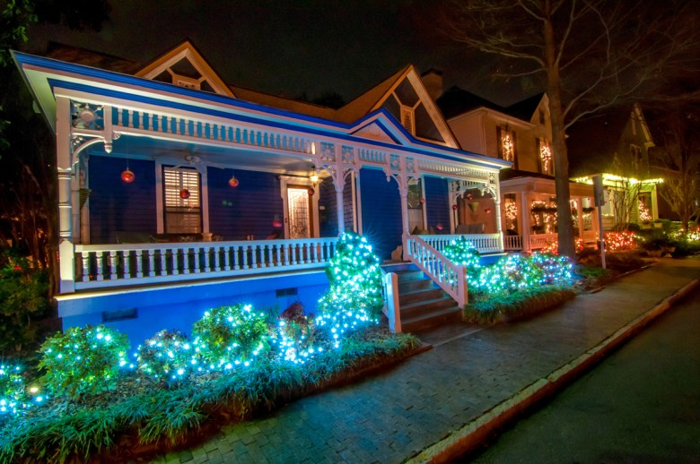 Friends of Fourth Ward will host their annual home tour in early December.
