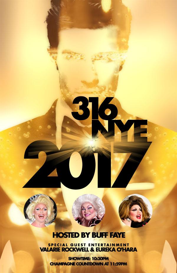 bar at 316 new years eve