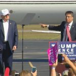 Pat McCrory to meet with Donald Trump, transition team announces