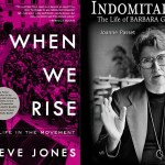 Jesse's Journal: LGBT Heroes — Cleve Jones and Barbara Grier
