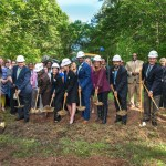 Groundbreaking ceremony marks a big moment for ASO turned family health center