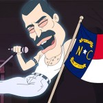 The ghost of Freddie Mercury slams North Carolina in Netflix's 'Big Mouth'