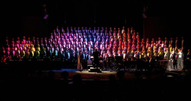 SF Gay Mens Chorus