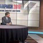 Watch the final Charlotte mayoral debate between Vi Lyles and Kenny Smith