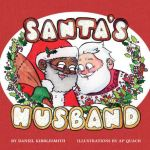 Matthews native paints an adorable portrait of Santa's interracial gay marriage in new book