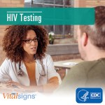 U.S./World: CDC report shows HIV testing frequency increase
