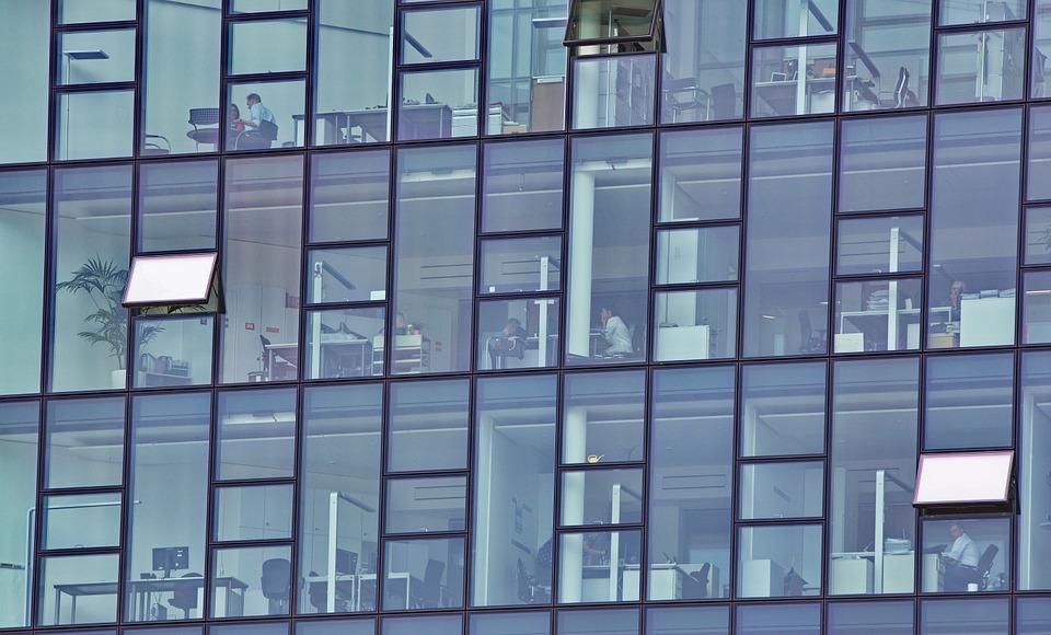 office exterior