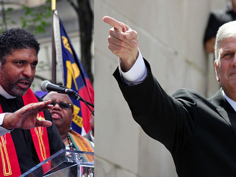 Franklin Graham Rev Barber