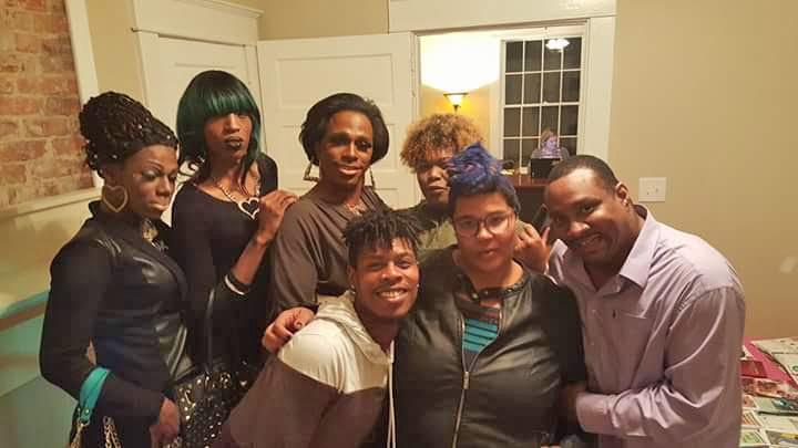 Raleigh lesbian community