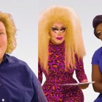 Trixie Mattel and Bob the Drag Queen interview Fortune Feimster and it's hilarious