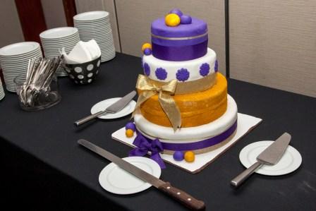 Let them eat cake!
