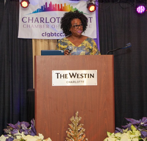 Rubie Britt-Height, Mint Museum director of communications, Advocate of the Year