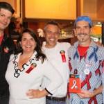 Diners help raise HIV/AIDS awareness