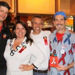 Diners help raise HIV/AIDS awareness