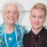 GGF bestows service awards, names first Berlin scholarship recipient