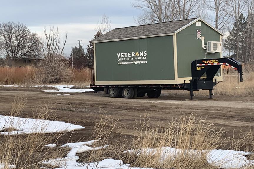 Site of Veterans Community Project, Longmont, Colo