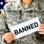 Transgender military ban anniversary marks year of discrimination