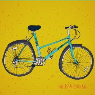 Day 12 #100DaysofBicycles My friend Helen's Bike