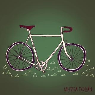 Day 17 #100DaysofBicycles Thomas Geoghegan's bike