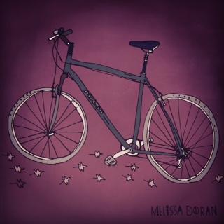 Day 19 Padraic Ward's bike in London #100DaysofBicycles