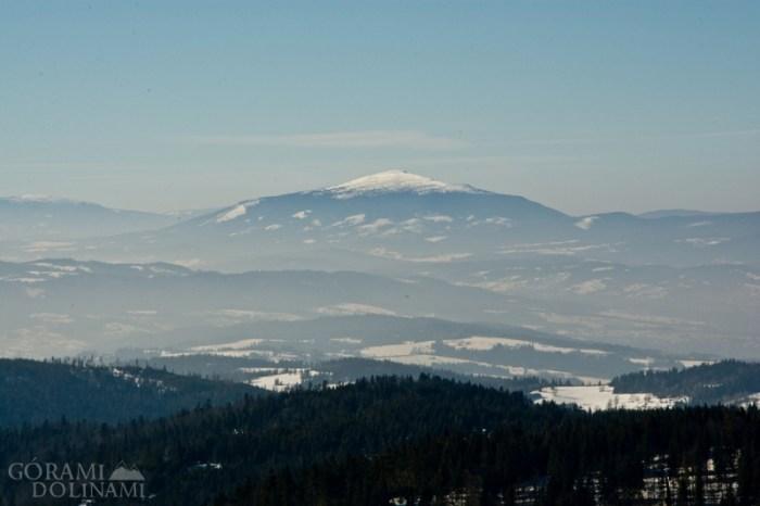 Gorce szczyt Turbacz