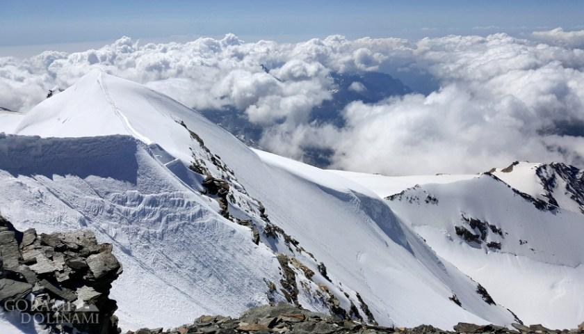 Castor, Alpy Walijskie