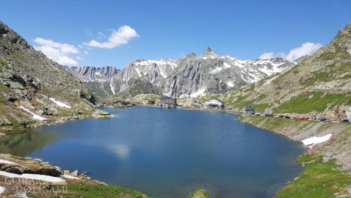 Przełęcz Grand Saint Bernard