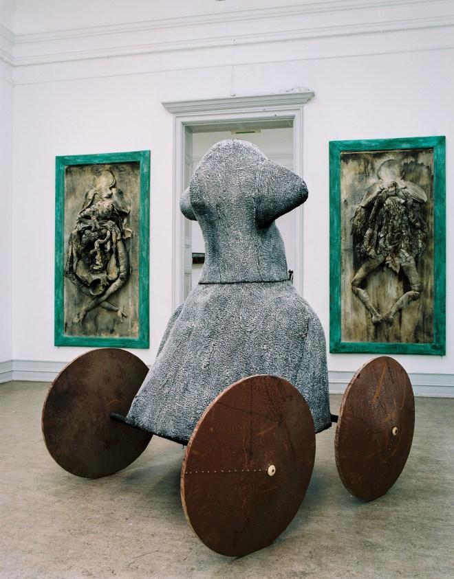 Kultvagn - Konstakademin, 2000