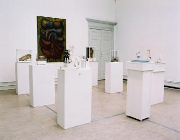Mekaniska Skulpturer - Konstakademin, 2000