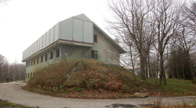 Urbano istraživanje – komunikacijski centar Ivanščica