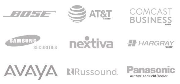 partner brands providing technology solutions