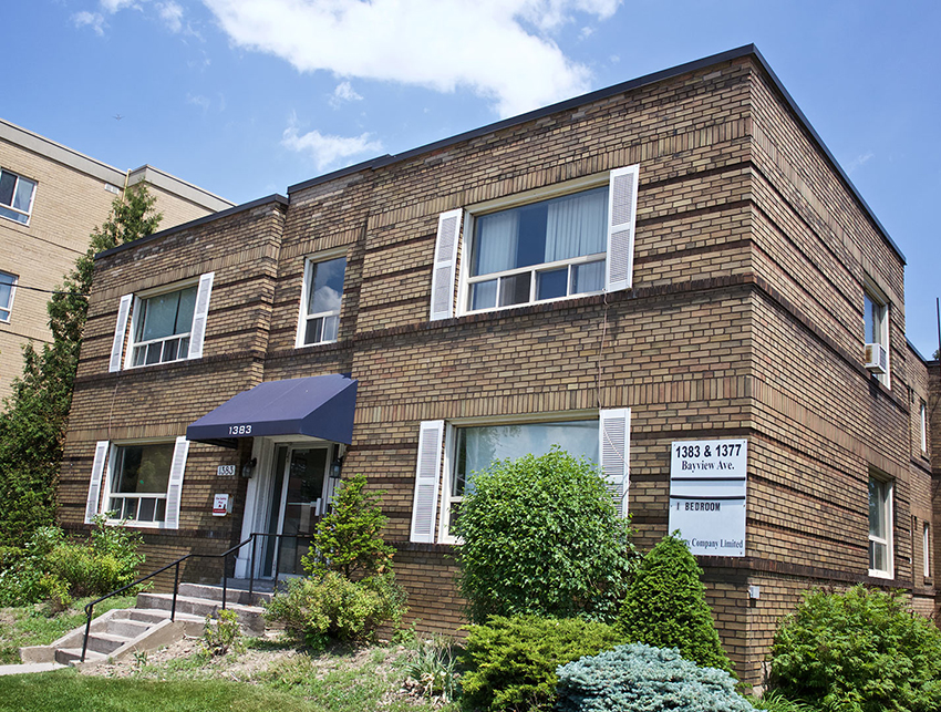 Gorbay Properties - 1383 EGLINTON AVE