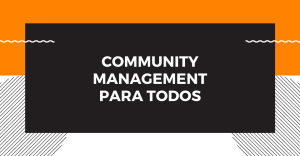 Taller - Community Management Para Todos @ Foto Florida