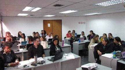 Sesión de preguntas en el Canva WorkShop