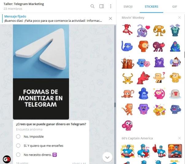 Detallando Formas de Monetizar con Telegram
