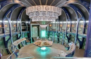 Tardis Console Room from Google