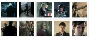 11 Doctors in trailer